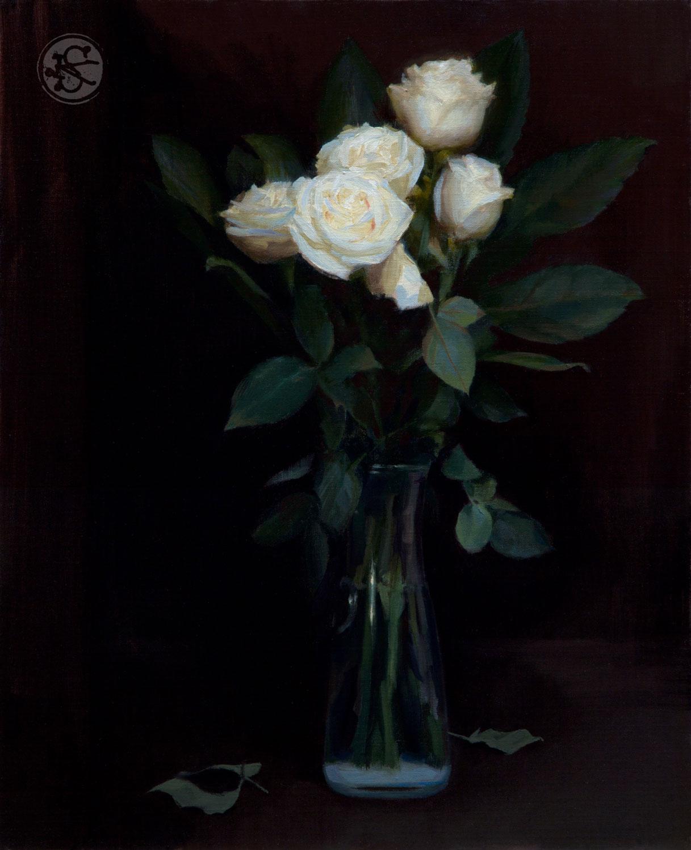 Exhibitions white roses mightylinksfo
